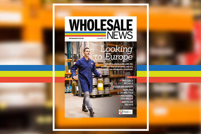 Check out December's Wholesale News - FWD