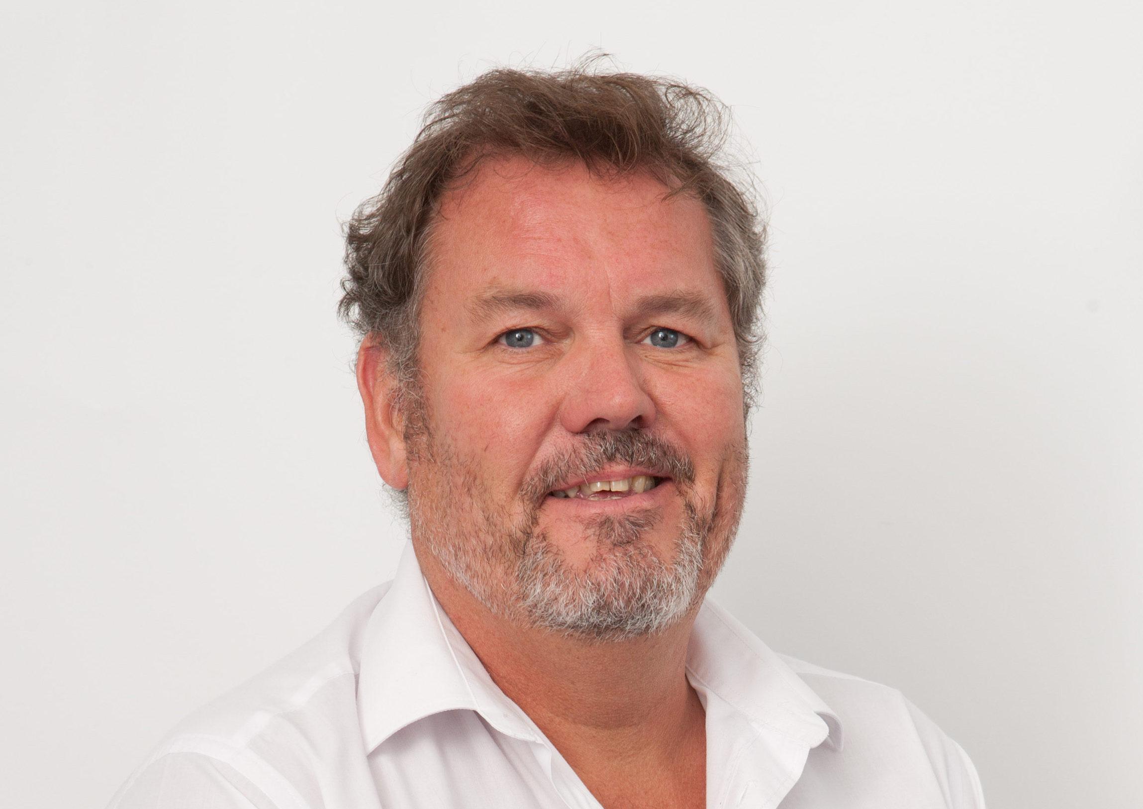 Fairway Foodservice Chief Executive Chris Binge