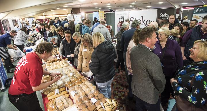 Pioneer Food Show