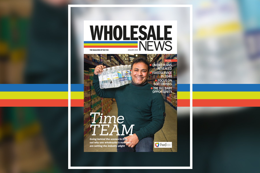 Wholesale News cover (January 2019)
