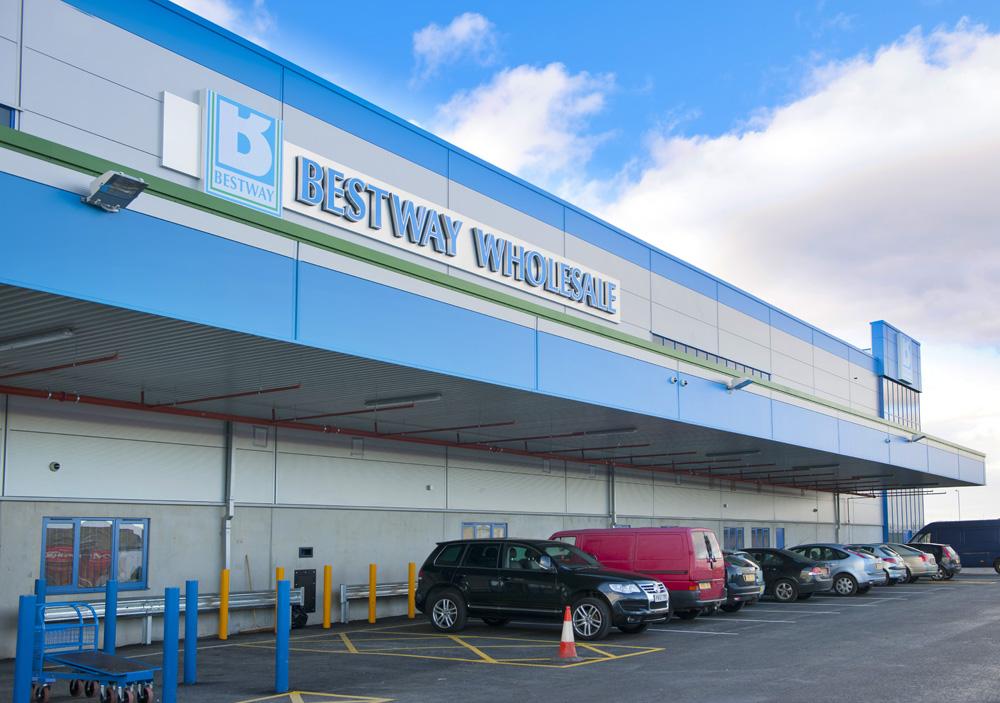 Bestway Wholesale depot