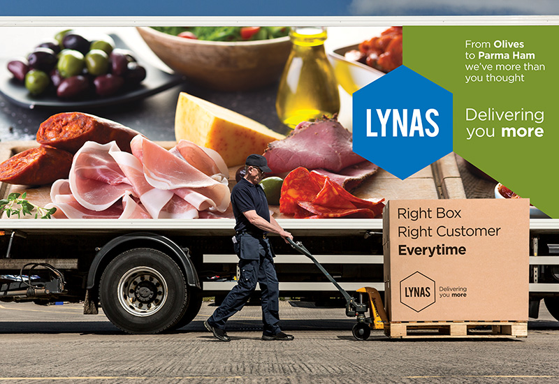 Lynas Foodservice deliveries