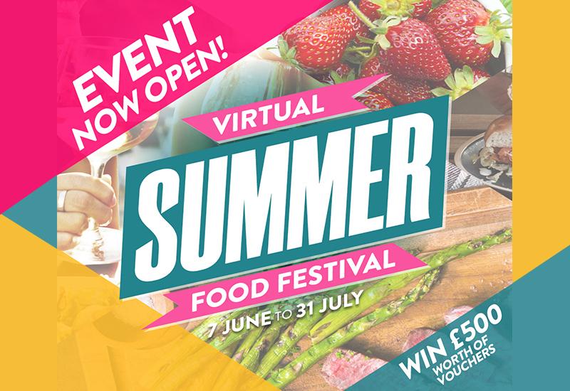Brakes virtual food event