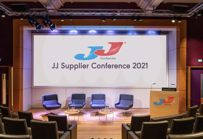 JJ Foodservice supplier conference