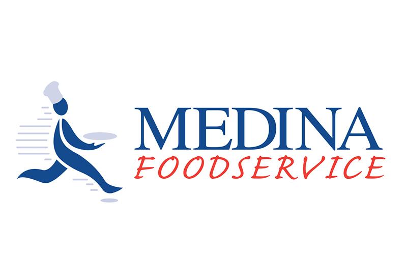 Medina Foodservice logo