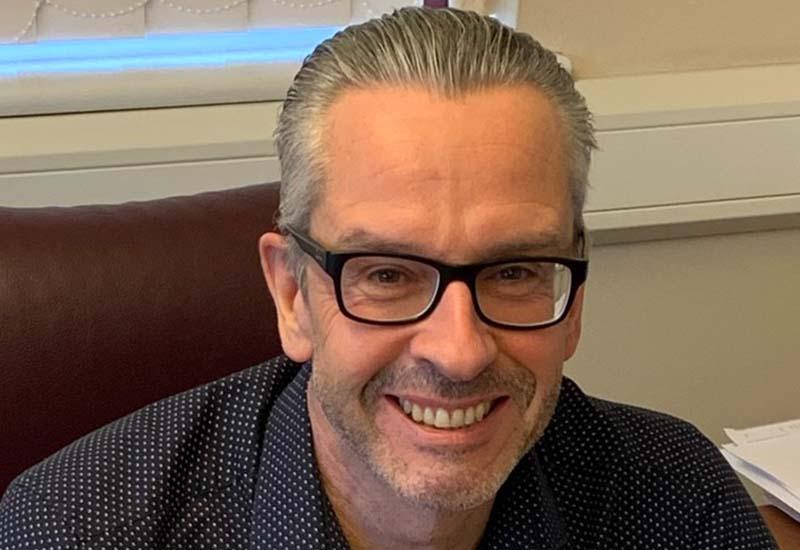 Steve Clarke Q Catering Managing Director